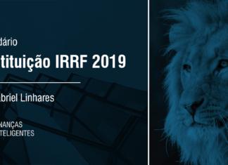 restituição IRRF 2019