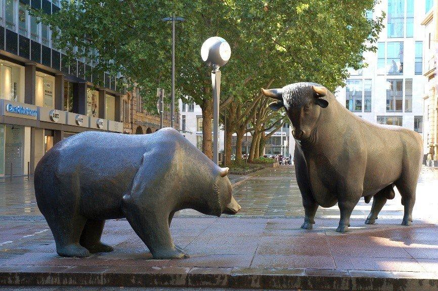 animais mercado financeiro