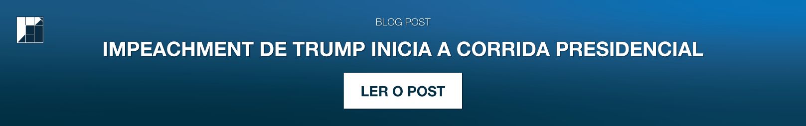 chamada para o post sobre impeachtment de trump