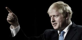 Na foto: Boris Johnson