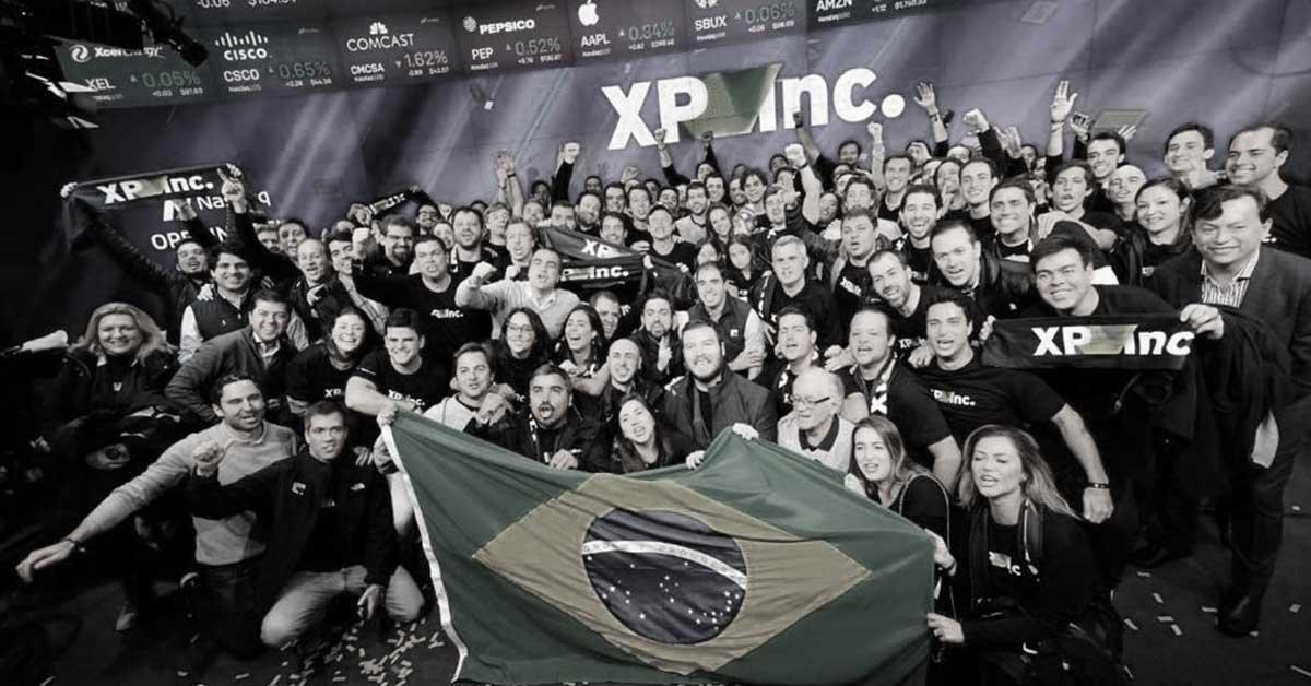 IPO XP Inc a Nasdaq