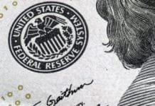 Imagem do Fed sobre estímulos para segurar a economia