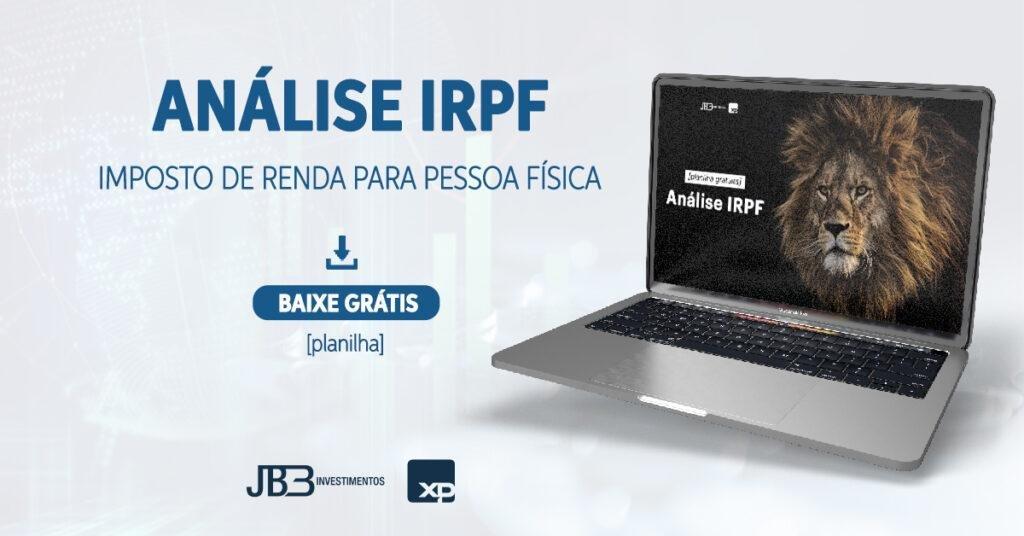 análise IRPF