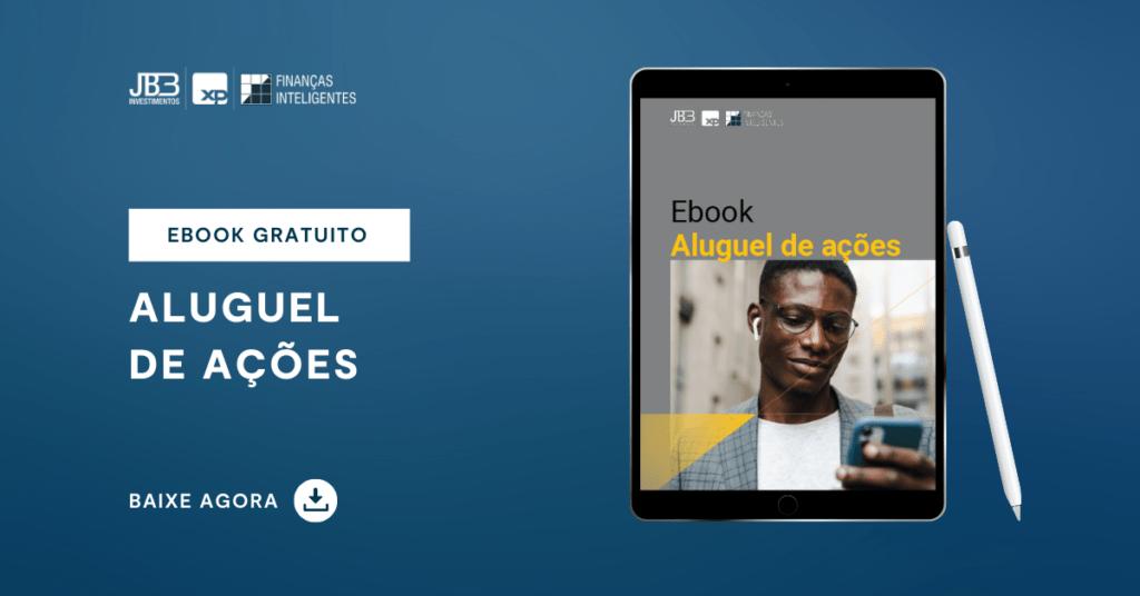 arte para download do ebook aluguel de acoes